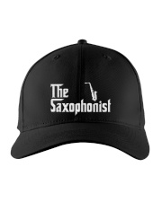 Saxophone - The saxophonist Embroidered Hat front