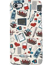 Nurse Medical Icons Phone Case i-phone-7-case