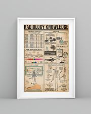 Radiology Knowledge 11x17 Poster lifestyle-poster-5
