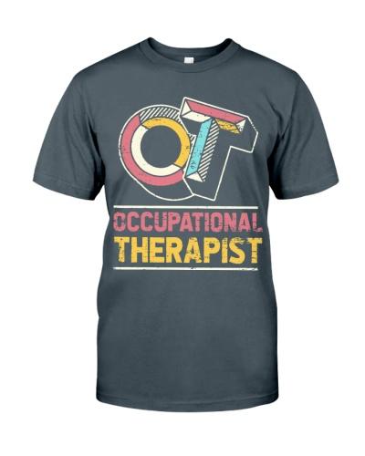 Occupational Therapist OT Cube