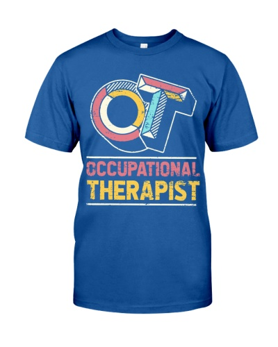 Occupational Therapist OT Cube