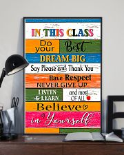Inspiration For Student Teacher  11x17 Poster lifestyle-poster-2