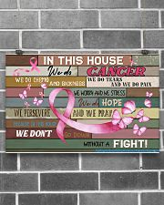 Breast Cancer In This House We Do  17x11 Poster poster-landscape-17x11-lifestyle-18
