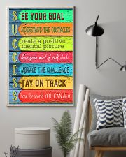 Teacher See Your Goal  11x17 Poster lifestyle-poster-1