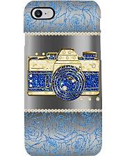 Photographer Blue Light Camera Phone Case i-phone-7-case