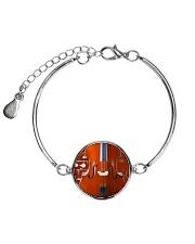 Unique Cello Metallic Circle Bracelet thumbnail
