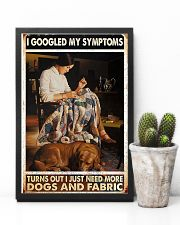Need More Dogs And Fabric Sewing 11x17 Poster lifestyle-poster-8