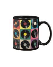 DJ Colorful Vinyls Mug front