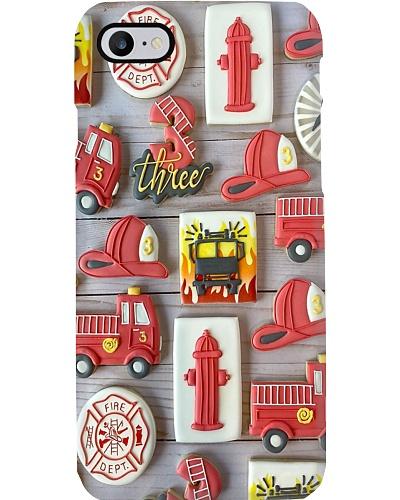 Firefighter Cookies