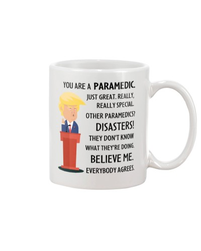 You are a great paramedic