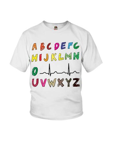 Paramedic Colorful ECG