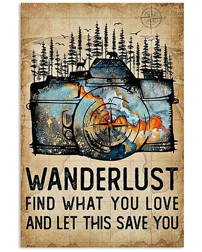 Photographer Wanderlust