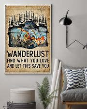 Photographer Wanderlust 11x17 Poster lifestyle-poster-1