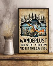 Photographer Wanderlust 11x17 Poster lifestyle-poster-3