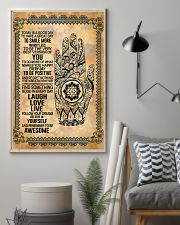 Massage Therapist Today Is A Good Day 11x17 Poster lifestyle-poster-1