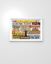 Occupational Therapist Think Outside The Box 24x16 Poster poster-landscape-24x16-lifestyle-02