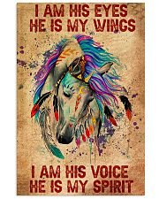 Horse Girl - He Is My Spirit 11x17 Poster front