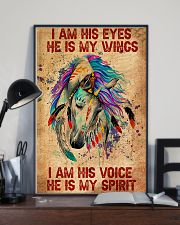 Horse Girl - He Is My Spirit 11x17 Poster lifestyle-poster-2