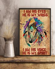 Horse Girl - He Is My Spirit 11x17 Poster lifestyle-poster-3