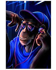 DJ Monkey 11x17 Poster front