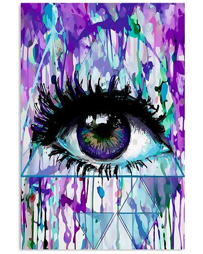 Art Purple Eye Optometrist