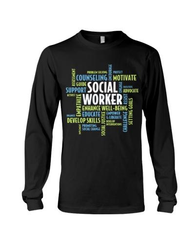 Social Worker Word