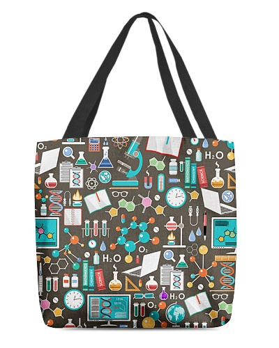 Chemist Tools All-over Tote