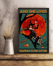 Redhead Girl - And She Lived Happily Ever After 11x17 Poster lifestyle-poster-3