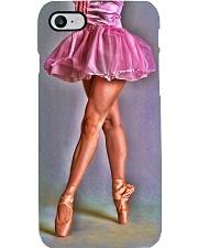 Ballet Dancer Pink Girl Phone Case i-phone-7-case