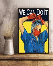 Medical Assistant We can do it 11x17 Poster lifestyle-poster-3