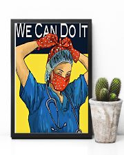 Medical Assistant We can do it 11x17 Poster lifestyle-poster-8