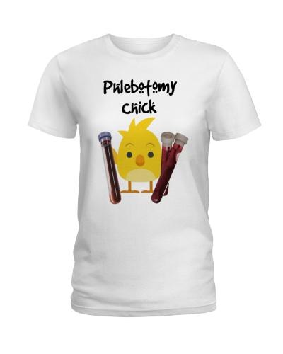 Phlebotomist Cute Phlebotomy Chick