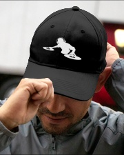 DJ Gift Embroidered Hat garment-embroidery-hat-lifestyle-01