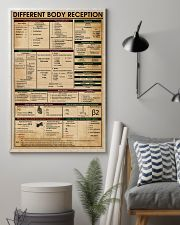 Pharmacist Different body reception  11x17 Poster lifestyle-poster-1