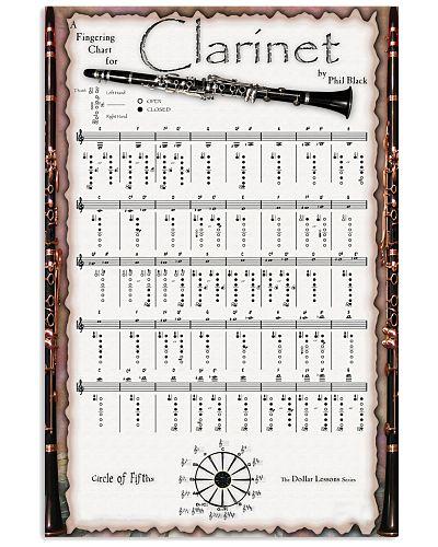 Fingering Chart For Clarinet