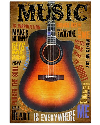 Guitar Music Is Everywhere