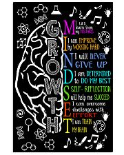Chemist Growth Mindset 11x17 Poster front