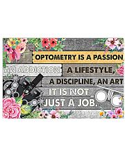 Optometrist Passion 17x11 Poster front