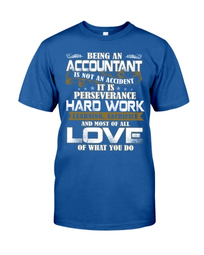 Being An Accountant Is Not An Accident