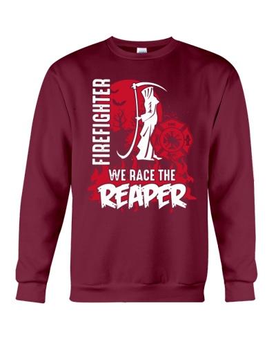 Firefighter We Race The Reaper