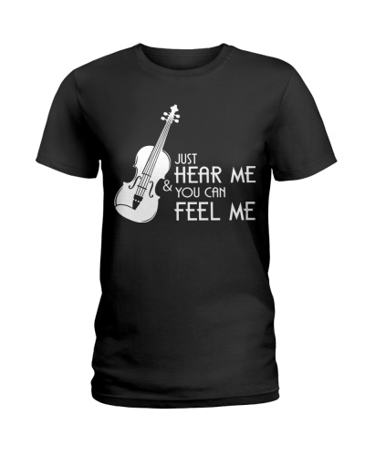 Violin - Just hear me and you can feel me