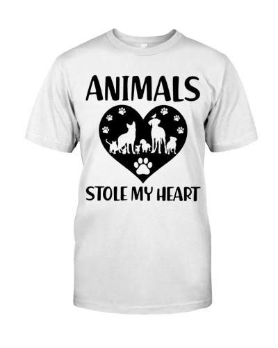 Veterinarian Animals Stole My Heart