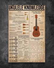 Ukulele Knowledge 11x17 Poster aos-poster-portrait-11x17-lifestyle-12