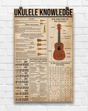 Ukulele Knowledge 11x17 Poster aos-poster-portrait-11x17-lifestyle-17