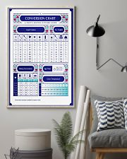 Baker Conversion Chart 11x17 Poster lifestyle-poster-1
