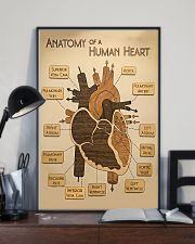 Paramedic Anatomy Of A Human Heart 11x17 Poster lifestyle-poster-2