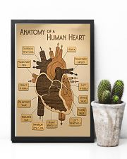 Paramedic Anatomy Of A Human Heart 11x17 Poster lifestyle-poster-8