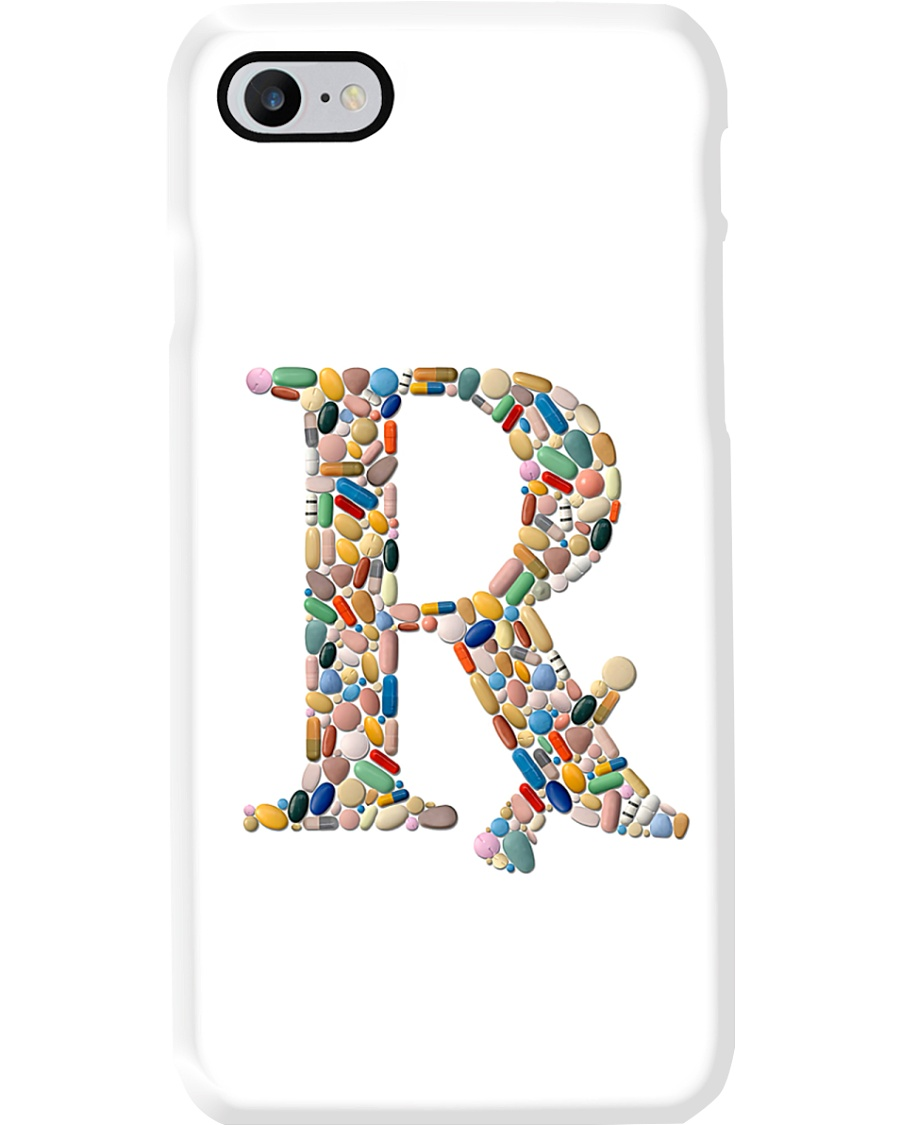 Pharmacist Rx phonecase Phone Case