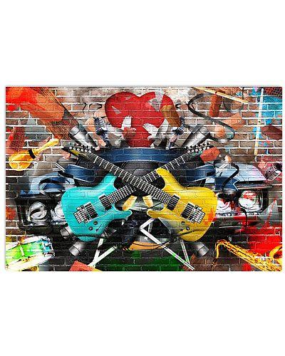 Guitar Color Brick