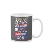 Chef I call him my son Mug thumbnail